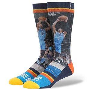 STANCE NBA Oklahoma City Thunder Up  Socks